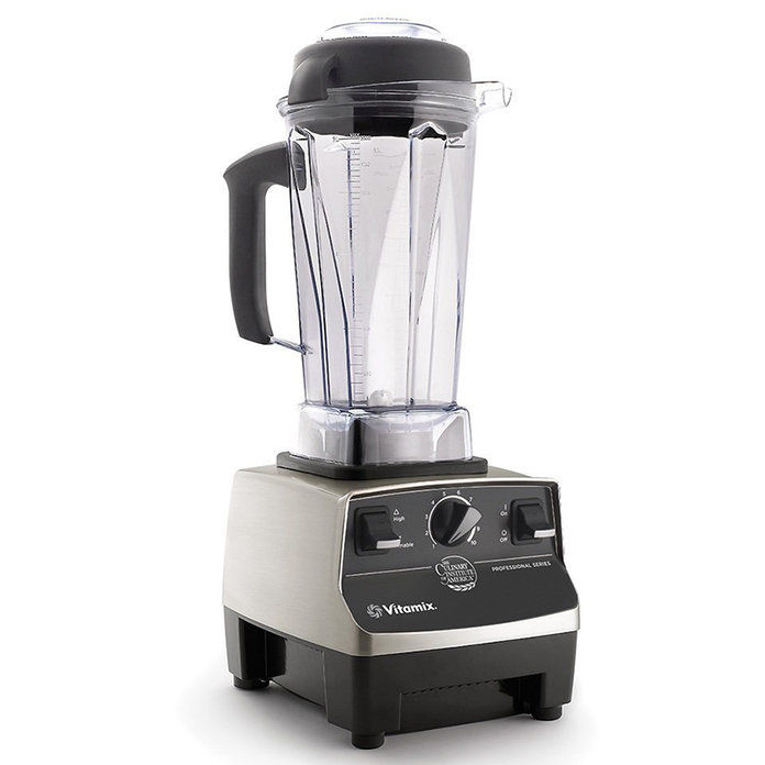 Για Whippin' Up Healthy Recipes: The Vitamix