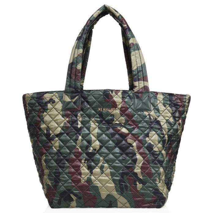Για Organizing Your Workout Gear: MZ Wallace Tote