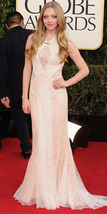 Аманда Seyfried - Givenchy gown