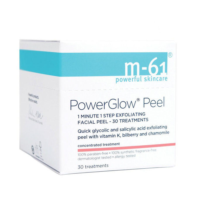 Μ-61 Power Glow Peel