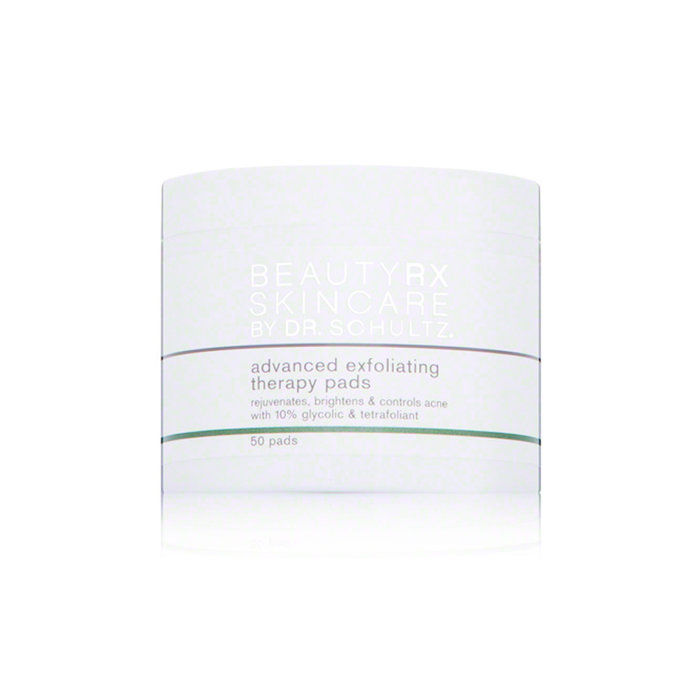 BeautyRx Skincare Advanced Exfoliating Therapy Pads