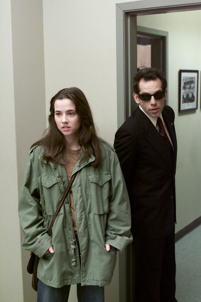 FREAKS AND GEEKS, Linda Cardellini, Ben Stiller, 'The Little Things', 1999-2000.