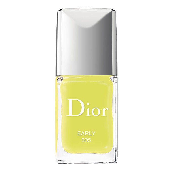 Диор Vernis Spring 2017 Limited Editon Nail Lacquer in Early