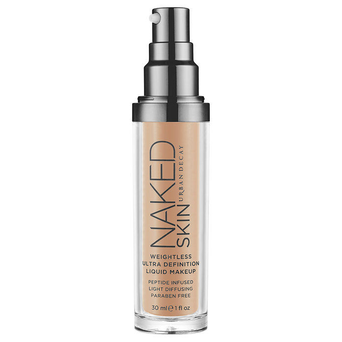 градски Decay Naked Skin Weightless Liquid Makeup