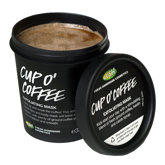 сочен Cup O' Coffee Face and Body Mask