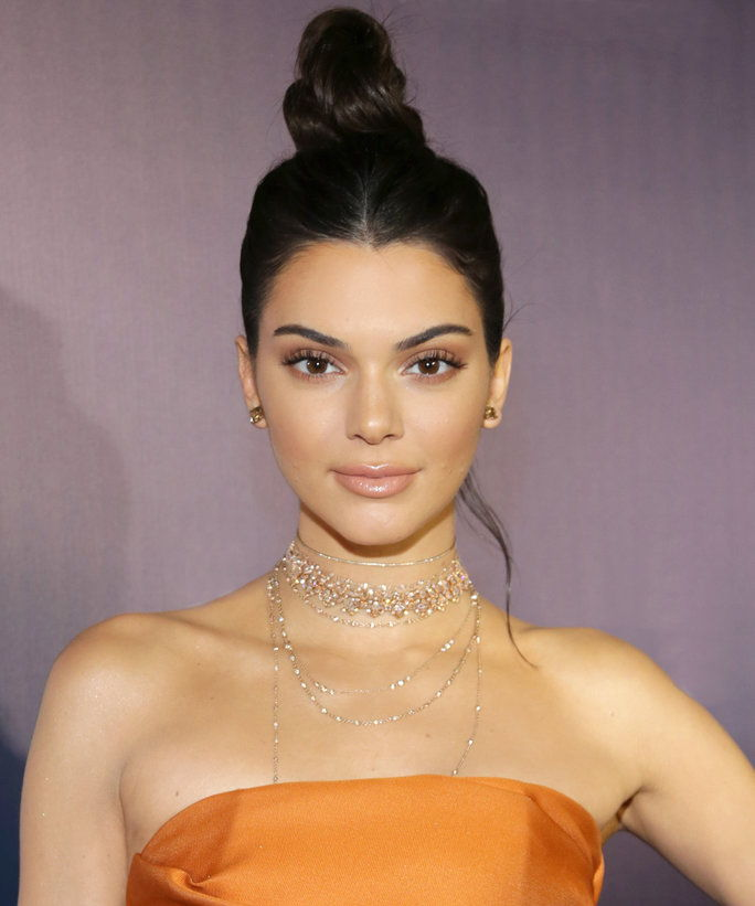 Kendall Jenner Choker Necklaces Lead