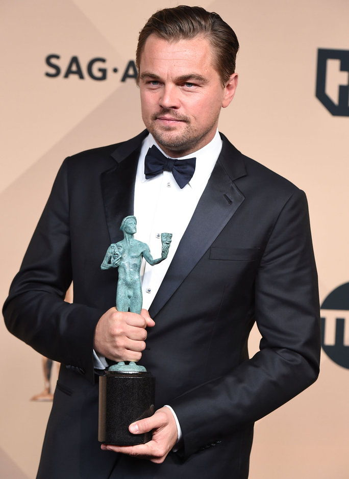 Στο the 22nd Annaul Screen Actors Guild Awards in Los Angeles, 2016.