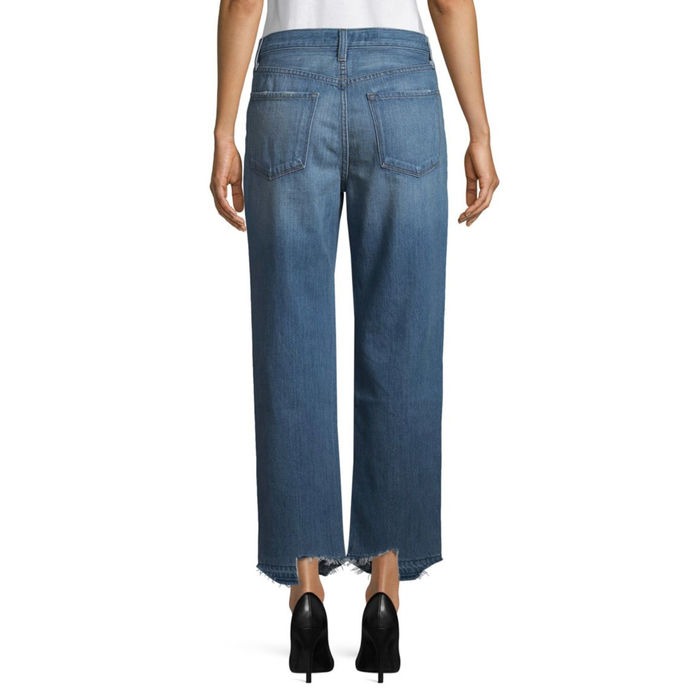 J Brand High Rise Cropped