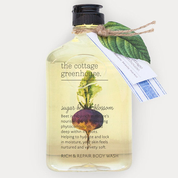 Най- Cottage Greenhouse Sugar Beet and Blossom Body Wash