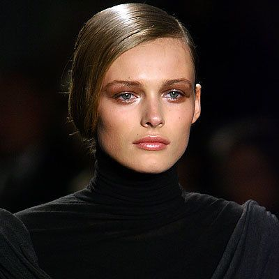 най-доброто Runway Hair, Donna Karan, NY Fashion Week