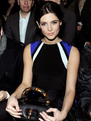 Милан Fashion Week - Ashley Greene - Gucci Show