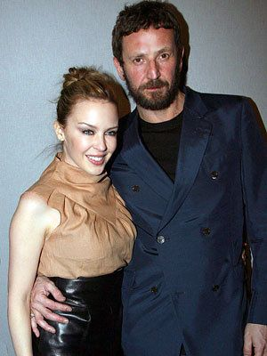 Кайли Minogue and Stefano Pilati