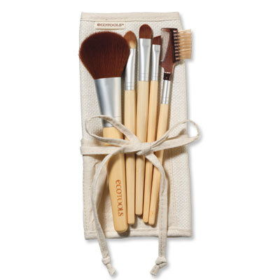 Eco Tools five-brush set