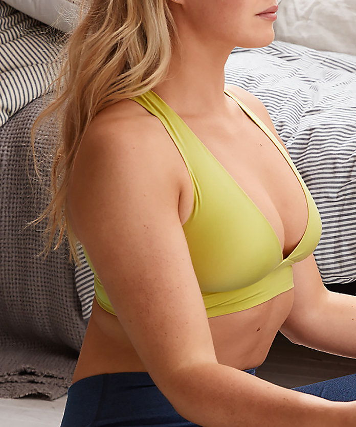 Sunnie Chill Plunge Sports Bra