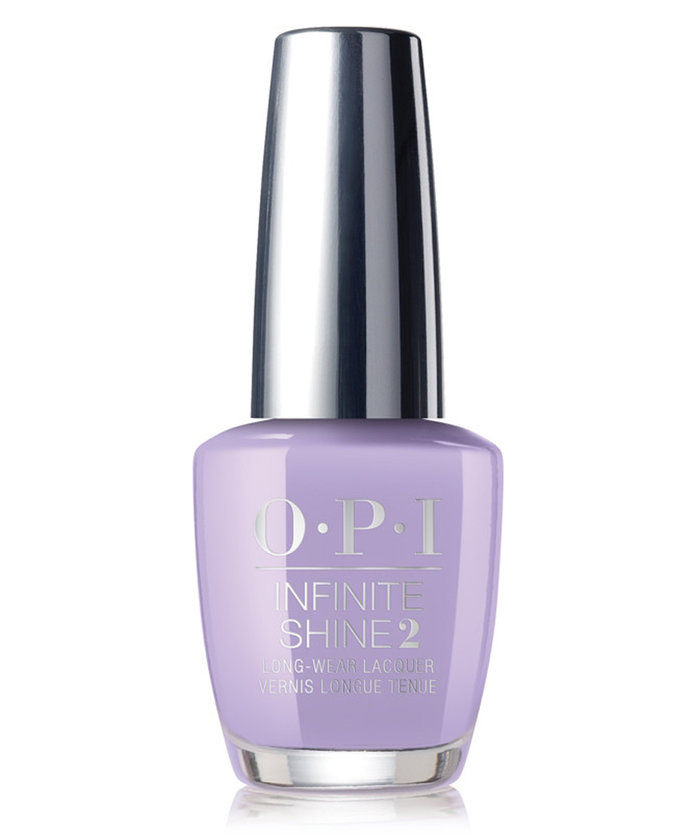 OPI Infinite Shine Fiji Collection in Polly Want a Lacquer