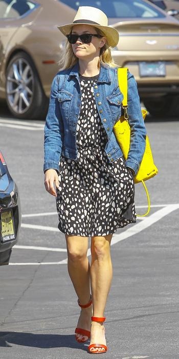 Reese Witherspoon in Denim Jacket