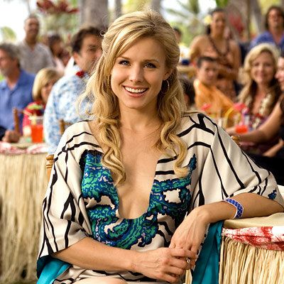 kristen bell; forgetting sarah marshall