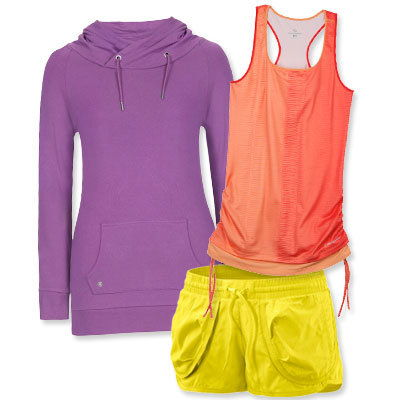 ласкав Fitness Wear - Long Tall Sally - Moving Comfort - Adidas by Stella McCartney