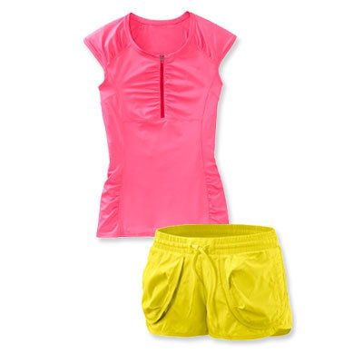 ласкав Fitness Wear - Small Chest - Athleta - Adidas by Stella McCartney