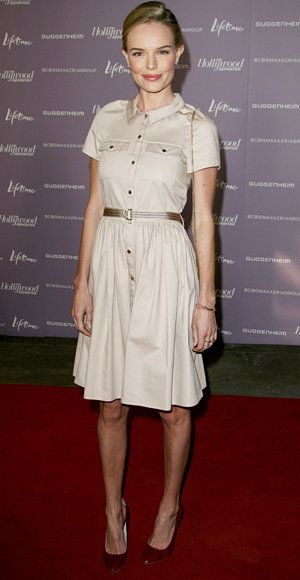 шик Summer Work Looks - Kate Bosworth - Mulberry