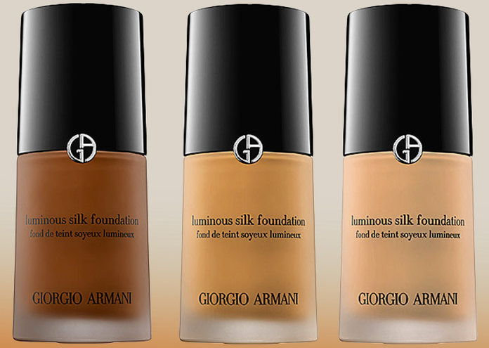 Γιώργιο Armani Beauty Luminous Silk Foundation