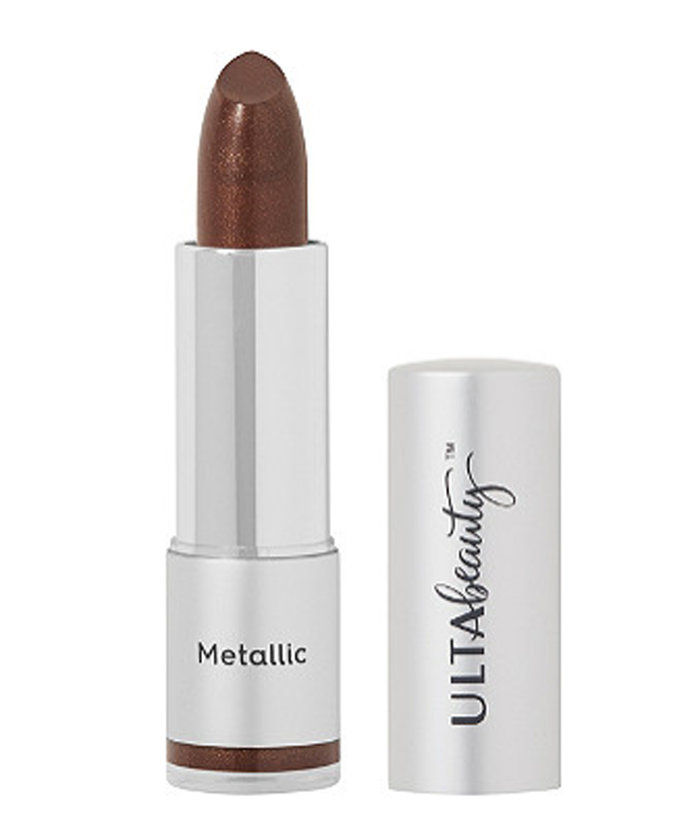 Ulta Metallic Lipstick in Circa 1990