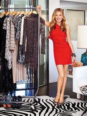 Μέσα Cat Deeley's Closet - Cat in RM by Roland Mouret