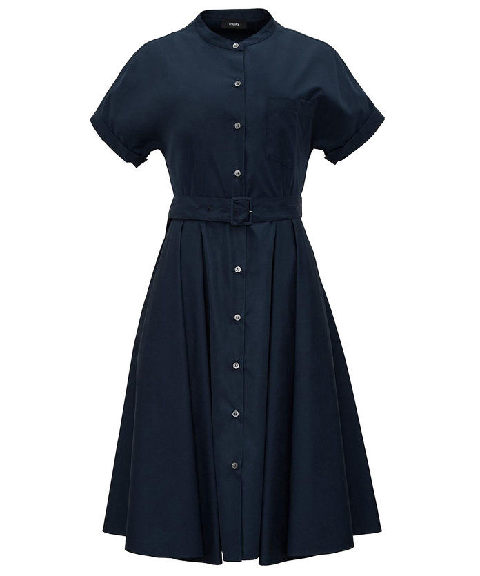 ΘΕΩΡΙΑ BELTED SHIRTDRESS