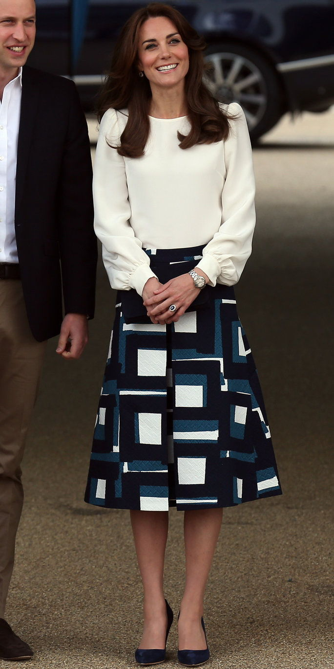 принц William and Catherine, Duchess of Cambridge attend the official launch of Heads Together at The Olympic Park on May 16, 2016 in London, England.