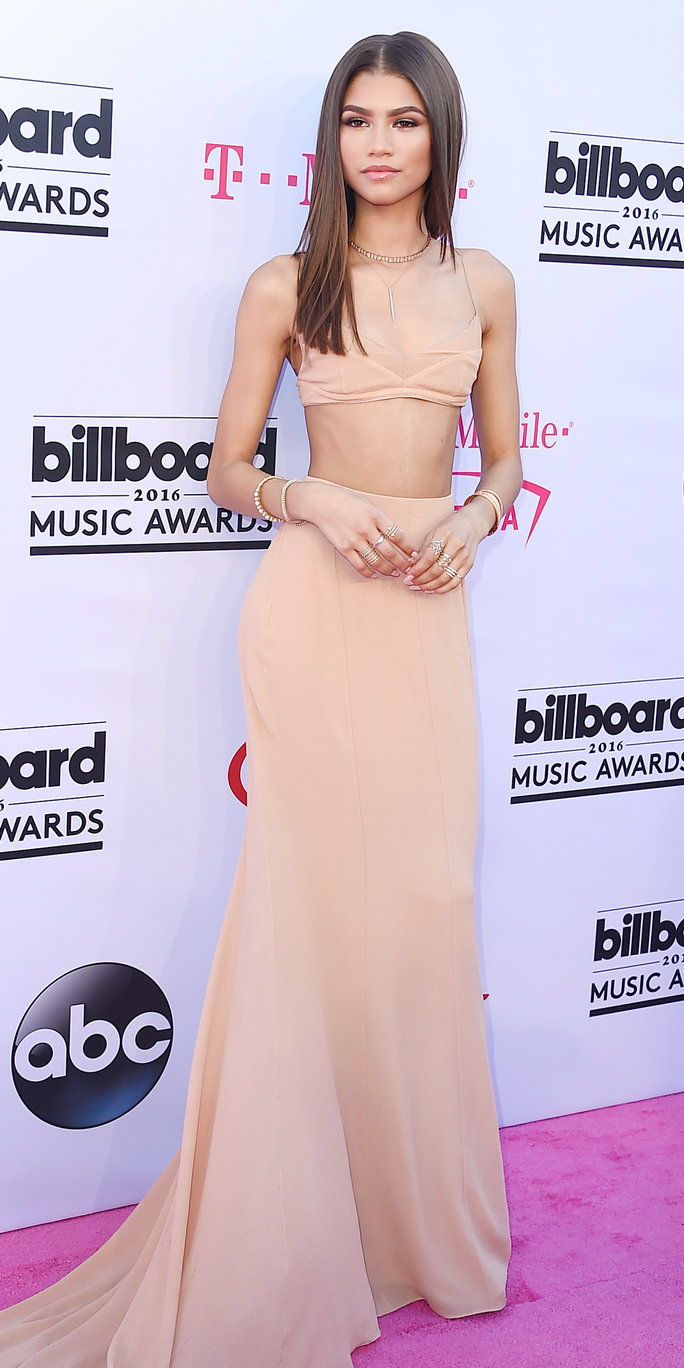 актриса/recording artist Zendaya attends the 2016 Billboard Music Awards at T-Mobile Arena on May 22, 2016 in Las Vegas, Nevada.