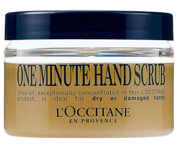 μεγάλο'Occitane One Minute Hand Scrub