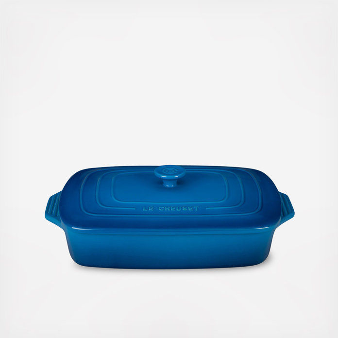 Le Creuset Covered Rectangular Casserole Dish