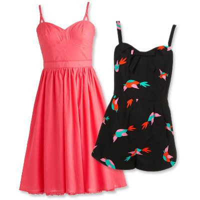 ModCloth - Party Dresses - Summer Entertaining