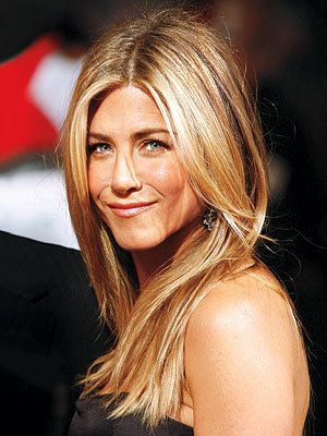 Τζένιφερ Aniston - Great Hair Styles at Every Age - 40s