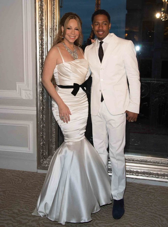 Μαρία Carey and Nick Cannon