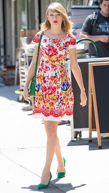 Тейлър Swift Street Style: June 20, 2014