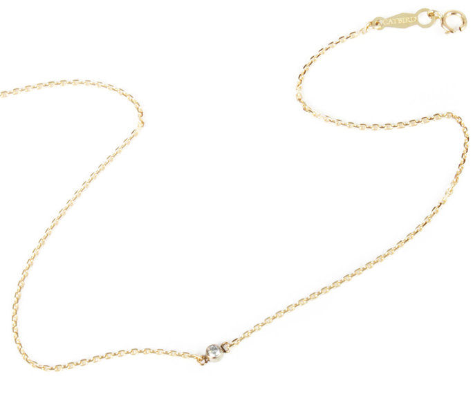 Catbird 'Wicked Game' anklet