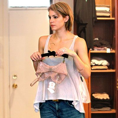 Katharine McPhee - Shopping Tips