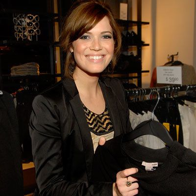 Mandy Moore - Shopping Tips