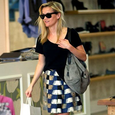 Reese Witherspoon - Shopping Tips