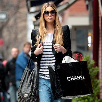 Whitney Port - Shopping Tips