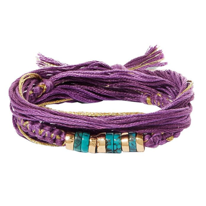 Аурелие Bidermann Wrap Bracelet