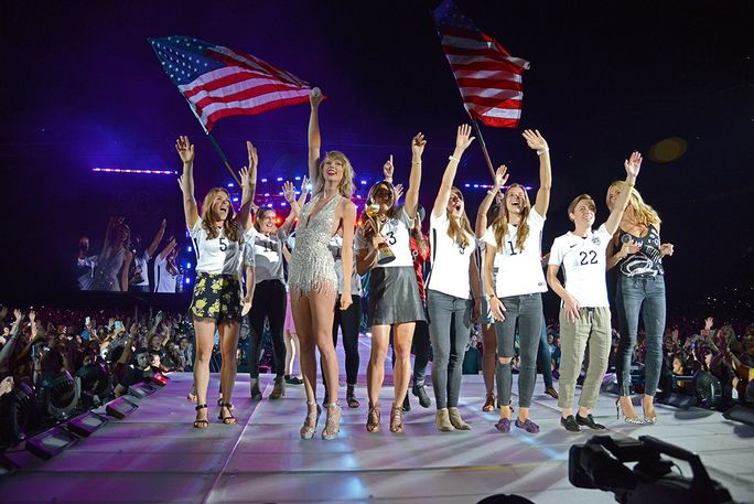 Τάιλορ Swift The 1989 World Tour Live In New Jersey - Night 1