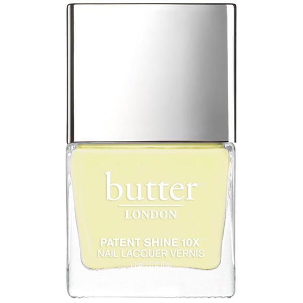масло LONDON Patent Shine 10X Nail Lacquer in Lemon Drop