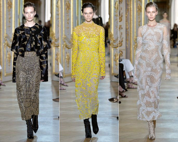 J. Mendel Presents His First-Ever Couture Collection
