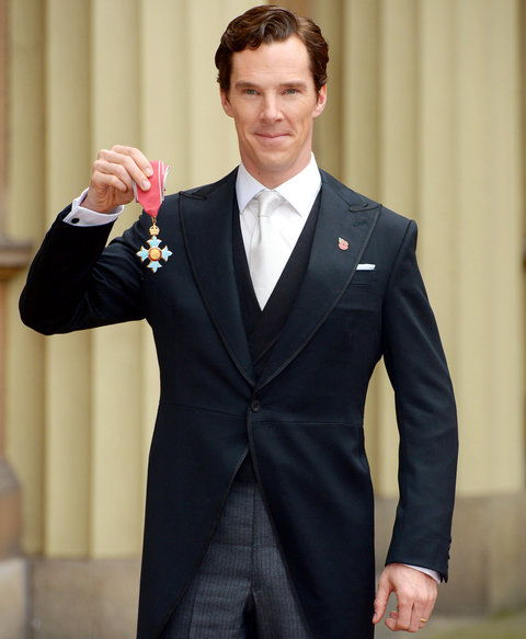 младоженец Cumberbatch Birthday - 3