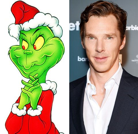 младоженец Cumberbatch Birthday - 4
