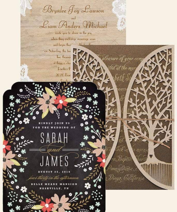 Αγροτικός Wedding Invites Lead