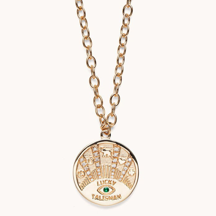 талисман Coin Necklace
