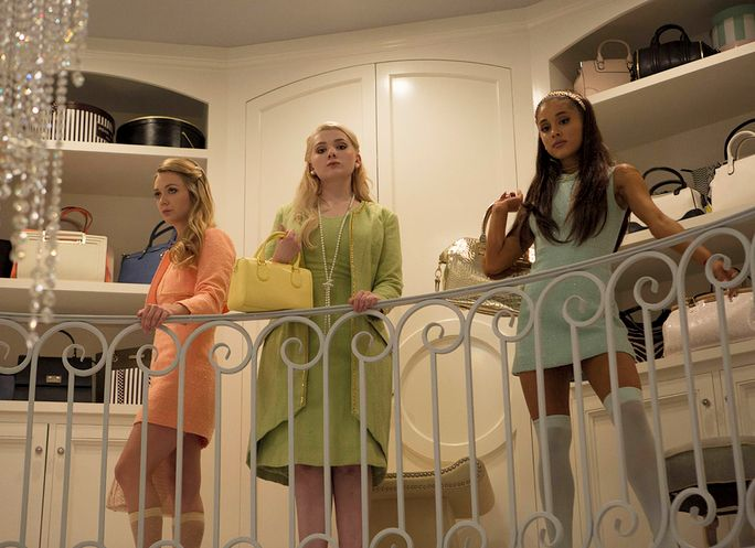 Най- Fashion Brands on Scream Queens